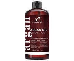 shampoing huile d'argan