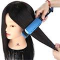 Tête de coiffure pro pour coiffeuse