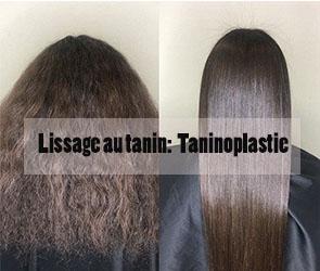 Lissage bresilien pour cheveux fins et abimes