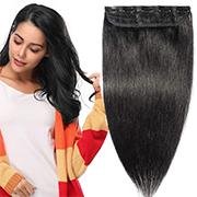 Extension a Clip en Cheveux Naturel